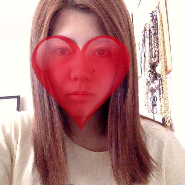 濃い目だけど甘い♡甘カワメイク♡のBefore画像