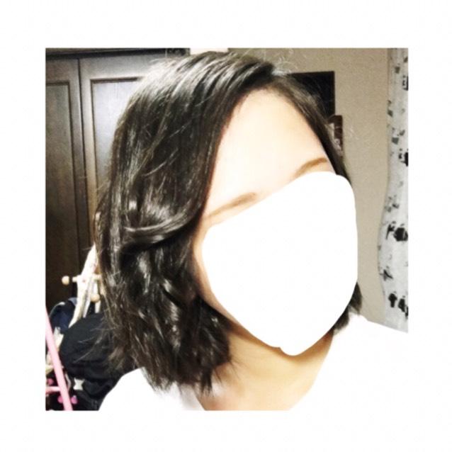 前髪の短い人のかきあげ前髪の仕方