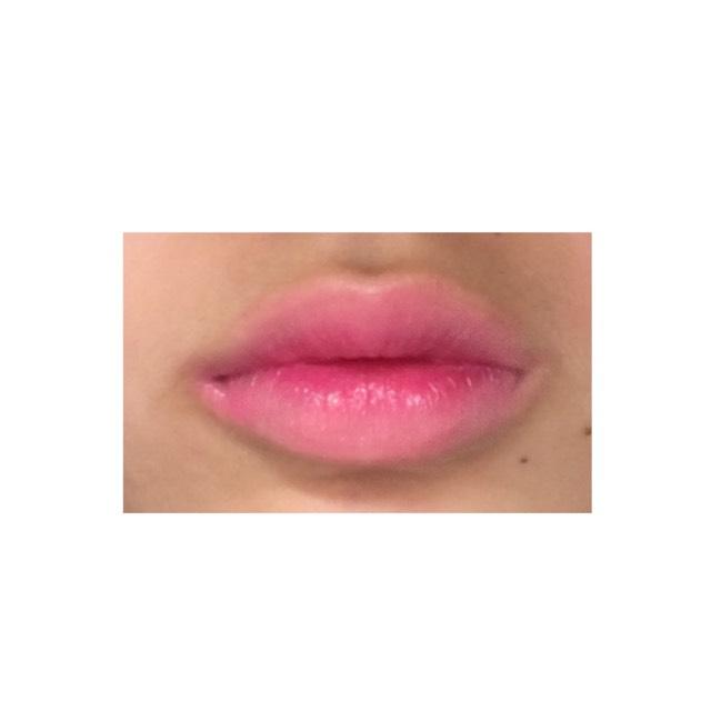 グラデ唇のやり方のAfter画像