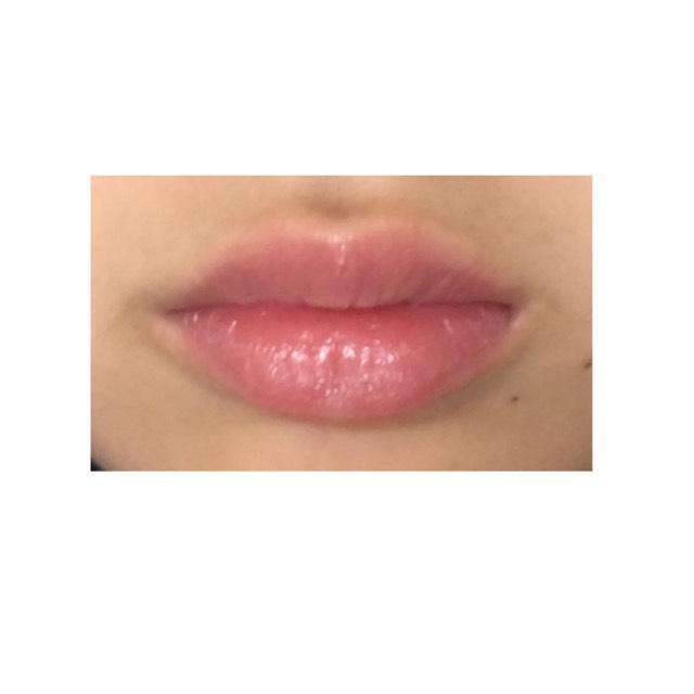 グラデ唇のやり方のBefore画像