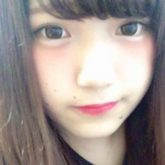 童顔風メイク(♡)のAfter画像