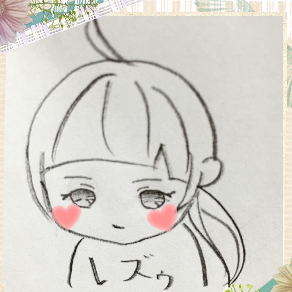 普段メイク(:3_ヽ)_   [___]