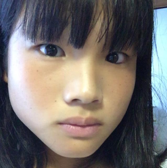 童顔 プチプラメイク✨のBefore画像