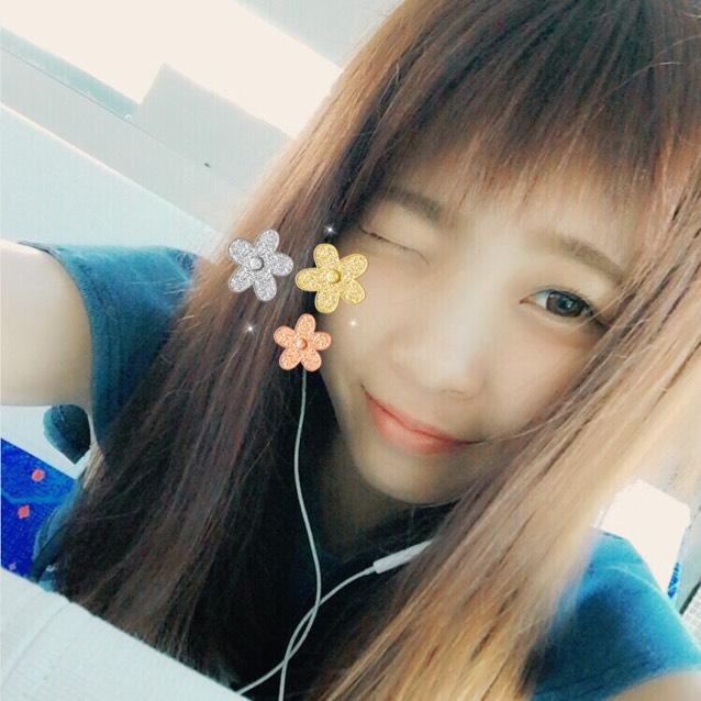 韓国のカラコン めちゃおすすめのAfter画像