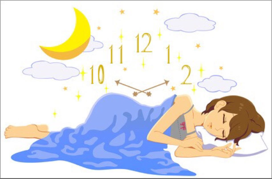 お肌のゴールデンタイムは22:00~2:00と言われています。でも、なかなか22:00までに寝ることはないと思います。