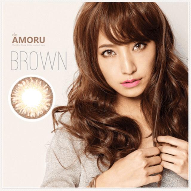 teamoのアモールブラウンという色を普段から着用しています。大きさは14.5で度あり度なし両方売ってます