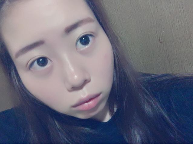 眉ティント レビュー ☆のAfter画像