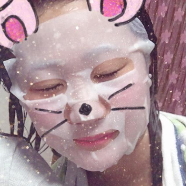 秋カラーメイクのBefore画像