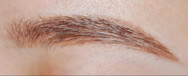 〜眉毛の描き方〜のAfter画像