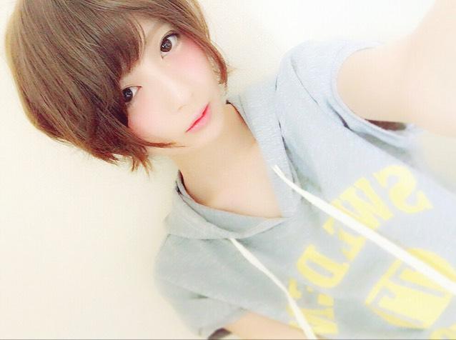 そして髪型をセットして完成です( ´ii`。)!