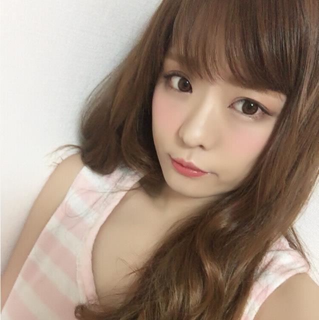 ピンクeyemake ✩︎⡱