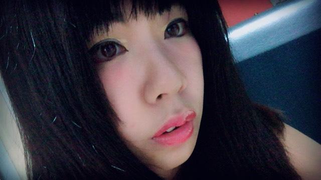 白雪姫風メイク