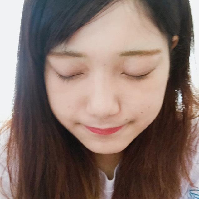 簡単!☆ブラウンメイク♡のBefore画像
