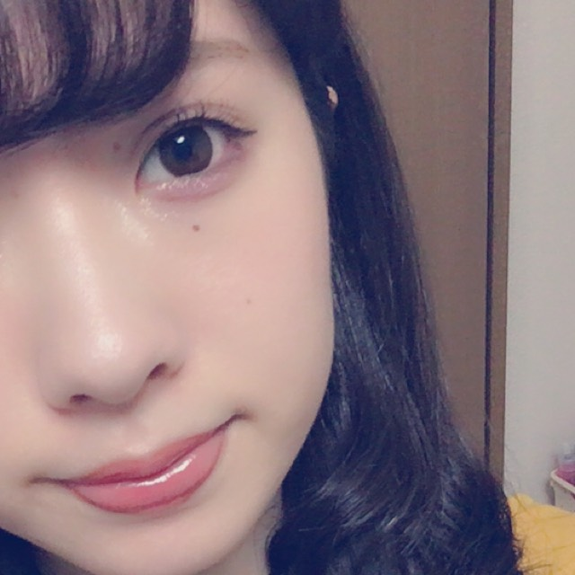 色素薄め秋メイク♡のBefore画像