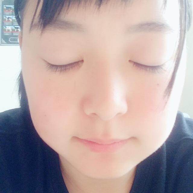 橋本環奈ちゃんニュアンスメイクのBefore画像