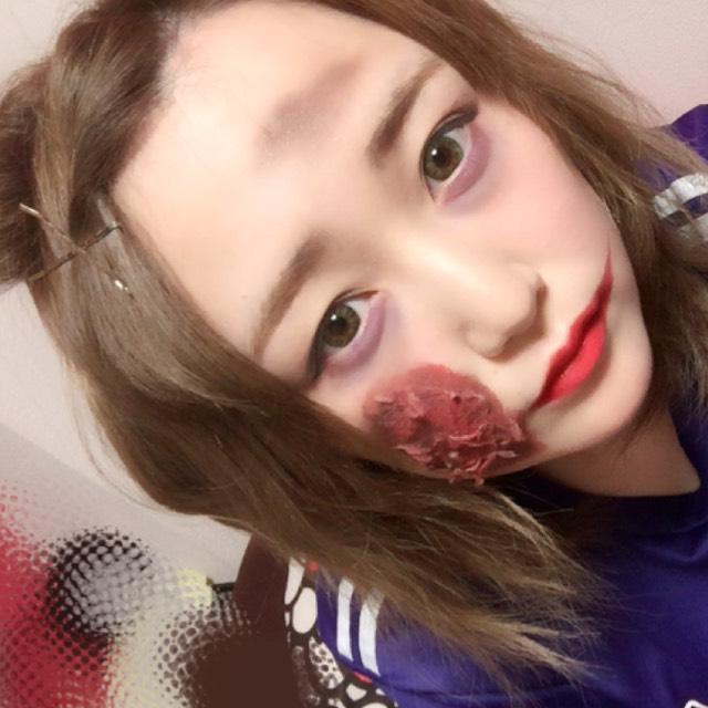 ハロウィンメイク~マジョマジョ多め編~のAfter画像