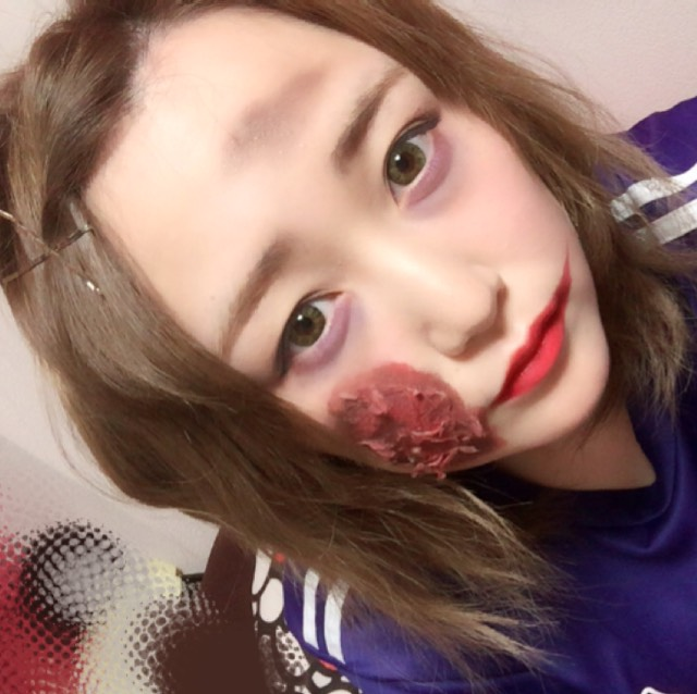 ハロウィンメイク~マジョマジョ多め編~