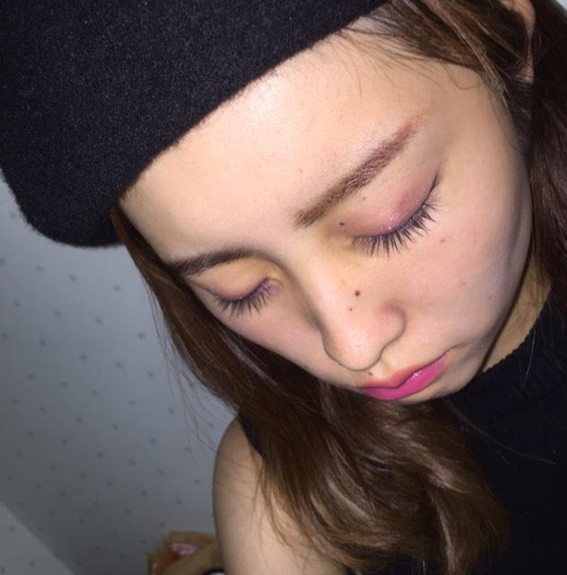 ピンクDE秋メイクのAfter画像