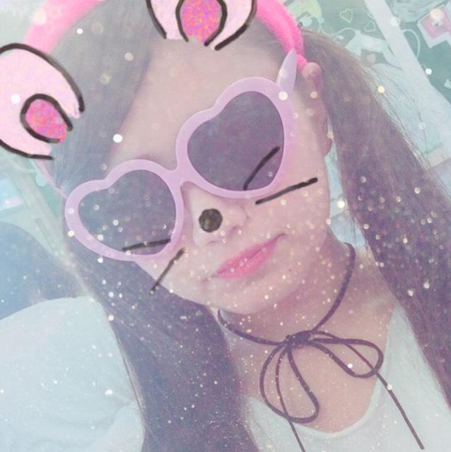 ハロウィン ピンクメイクのBefore画像