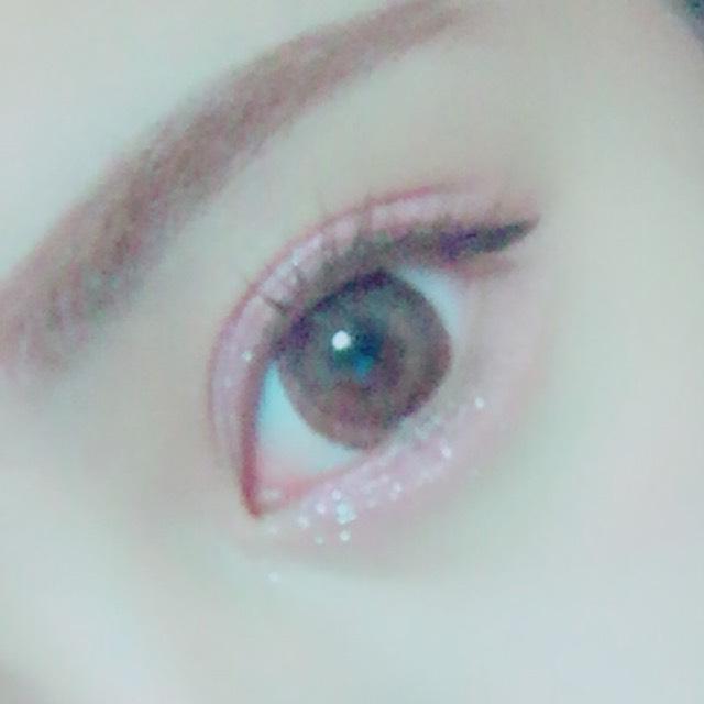 最近のピンクメイクのAfter画像