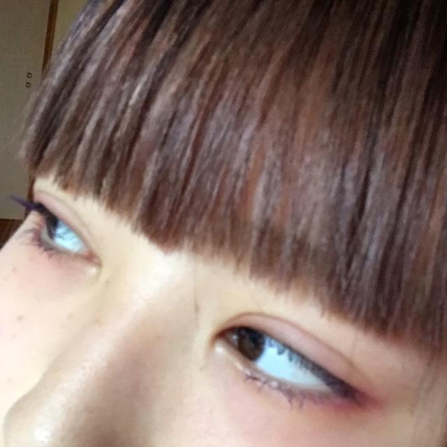 カラーメイク 裸眼メイク のトップ画像