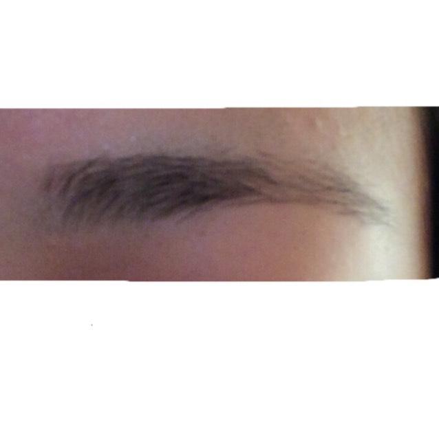 綺麗な眉毛☆*。のBefore画像