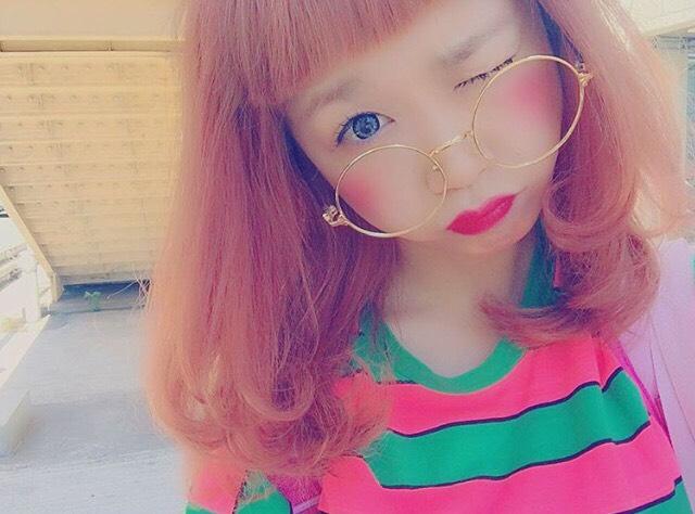 ひかぷぅちゃんといえば、、、 丸メガネ♡♡♡