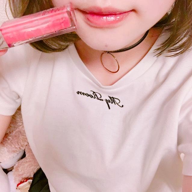 Diorのリップマキシマイザーを塗ります  色をつける前に塗ると口がぷっくりして見えるよ(∗•·̫•∗)