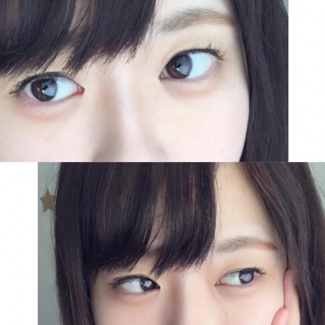 渡辺美優紀(みるきー)風メイク