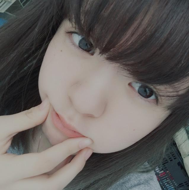韓国風ハロウィンメイク(仮)のBefore画像