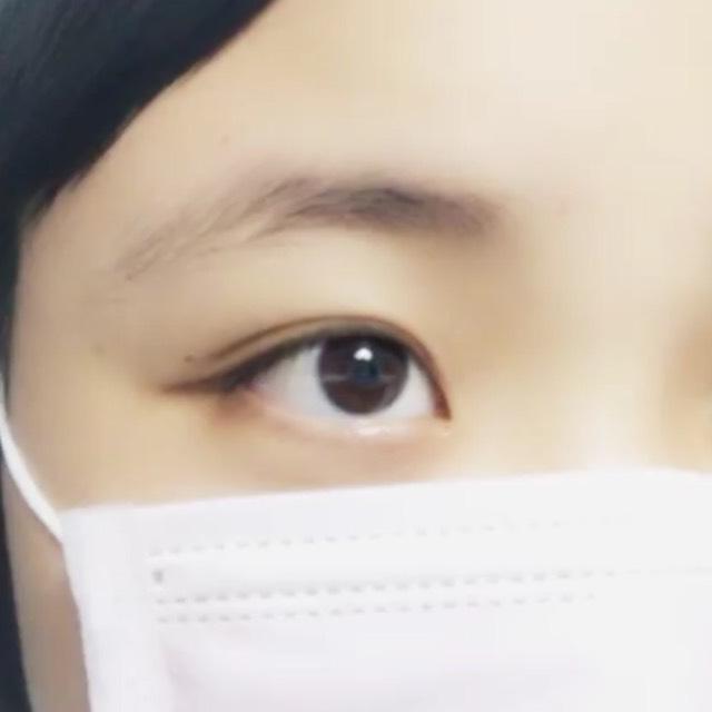 ☆あやほ流 眉毛の整え方☆のBefore画像