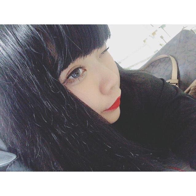 > black hair makeup <のAfter画像