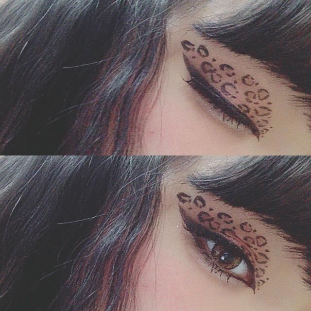 > cat makeup <のAfter画像