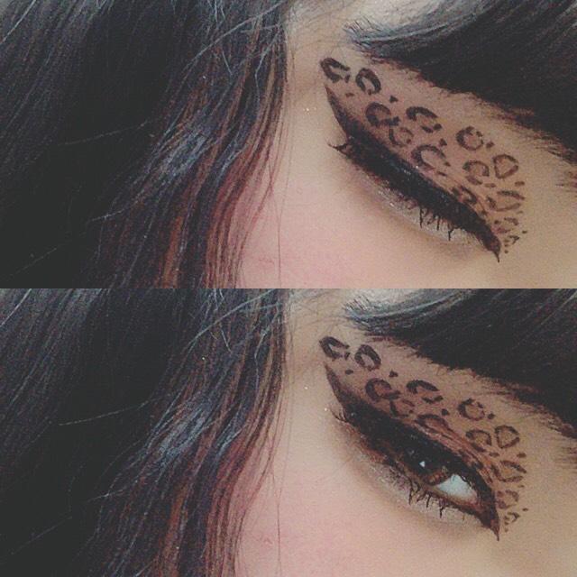 > cat makeup <のBefore画像