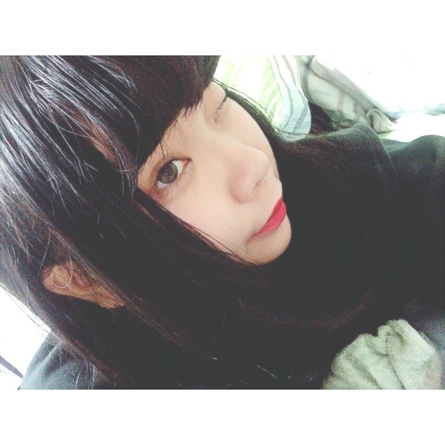 > no makeup ?? <のAfter画像