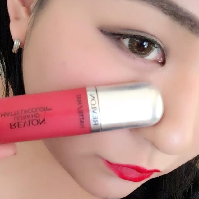 010 Love 真っ赤なマットリップカラー♥素敵すぎてだいすき♥ゴージャスですね♥
