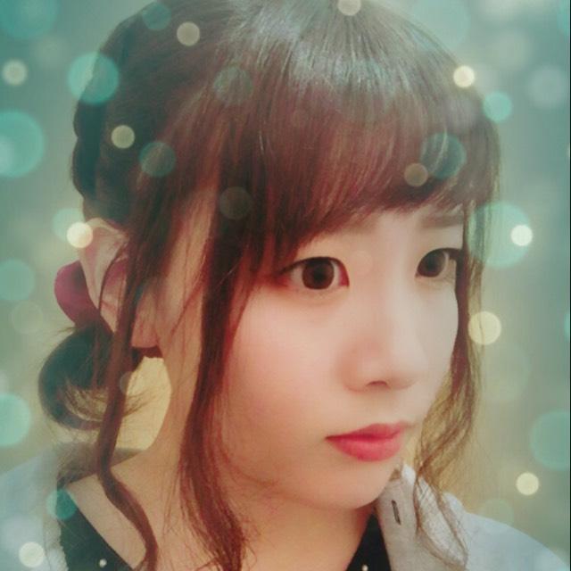 団子鼻撃退×ヘアアレンジのAfter画像