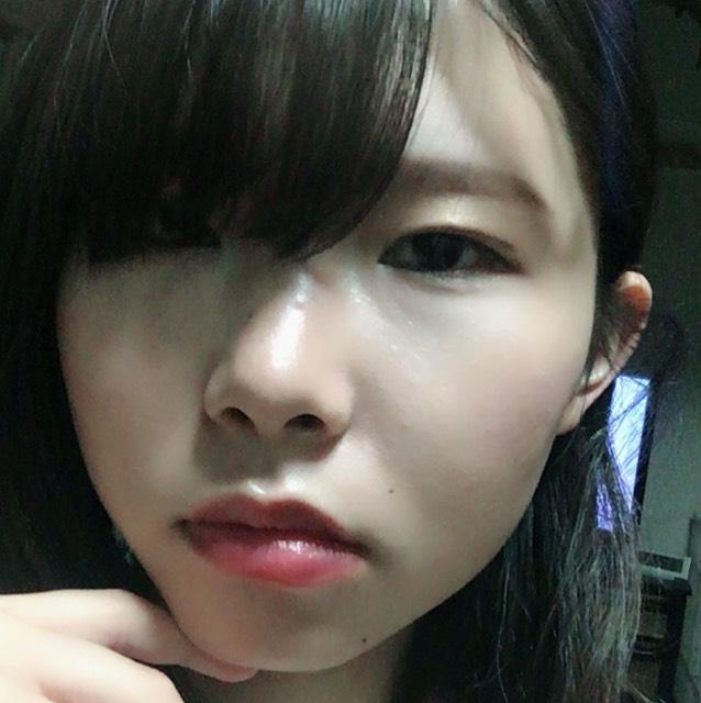 小松菜奈さんメイクのAfter画像