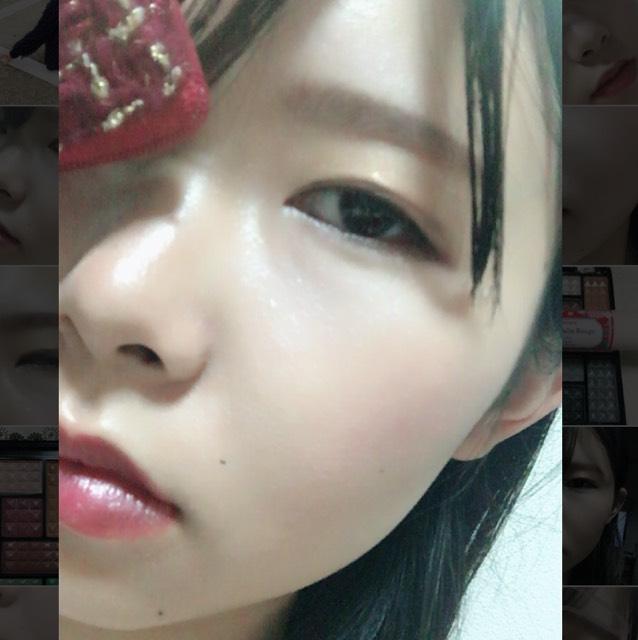 小松菜奈さんメイク