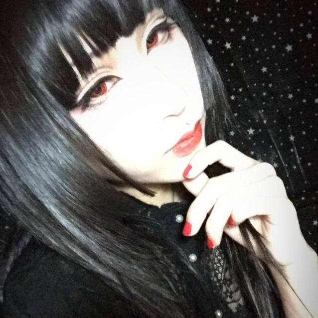 xxxHOLiC郁子さん風メイクのAfter画像