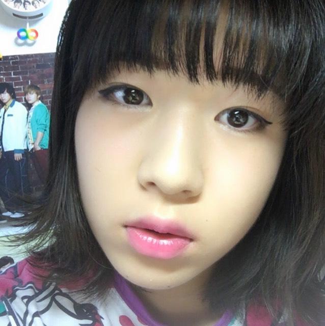 韓国・オルチャンメイクのAfter画像