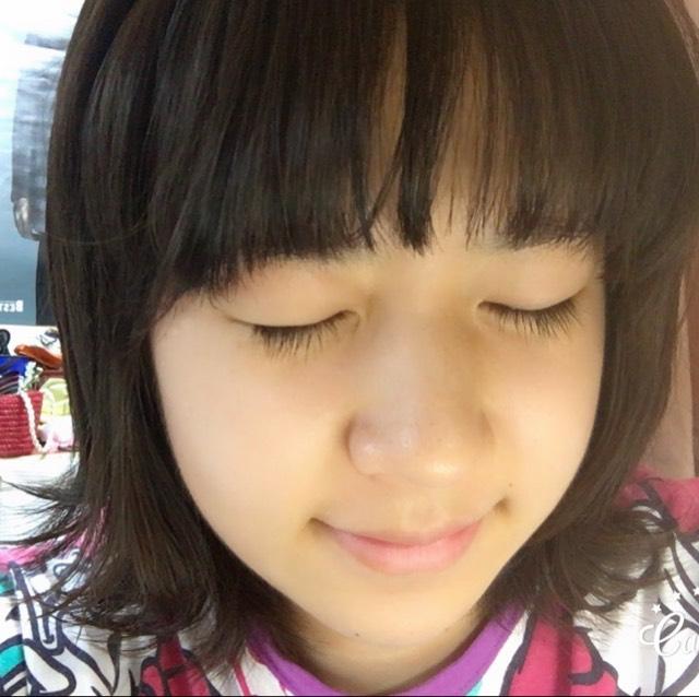 韓国・オルチャンメイクのBefore画像