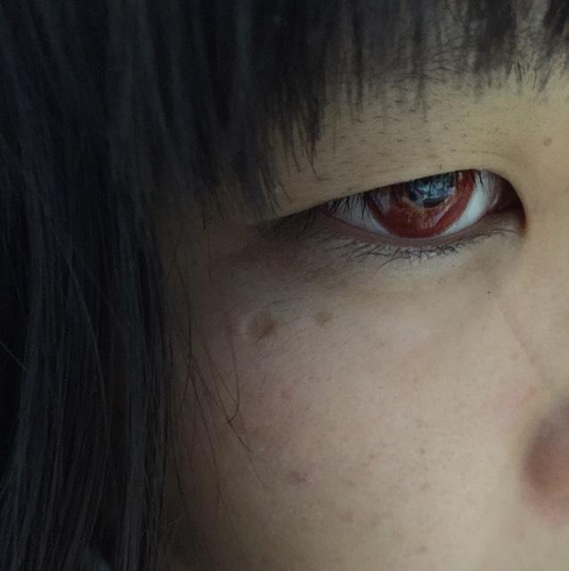 赤メイク♡♡♡のBefore画像