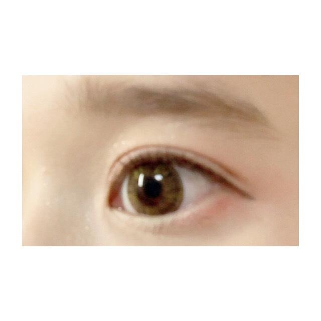 ~ポップレンズ~ ポリポリフォーカラーヘーゼル  目がキラキラして色素が薄い目になれます! ゴロゴロや乾燥はありません!