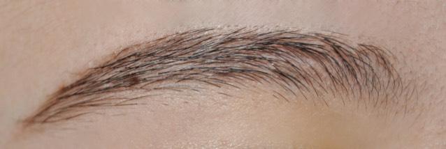 〜眉毛の整え方〜のAfter画像