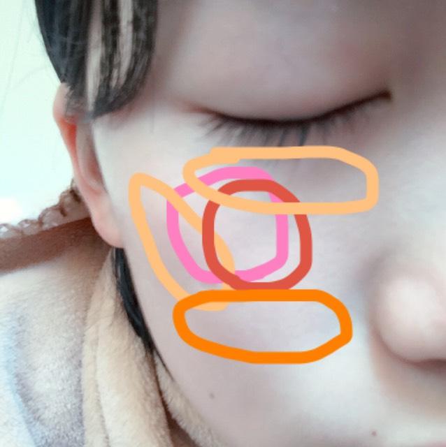 なりたい顔別チークの入れ方とおすすめの色のAfter画像