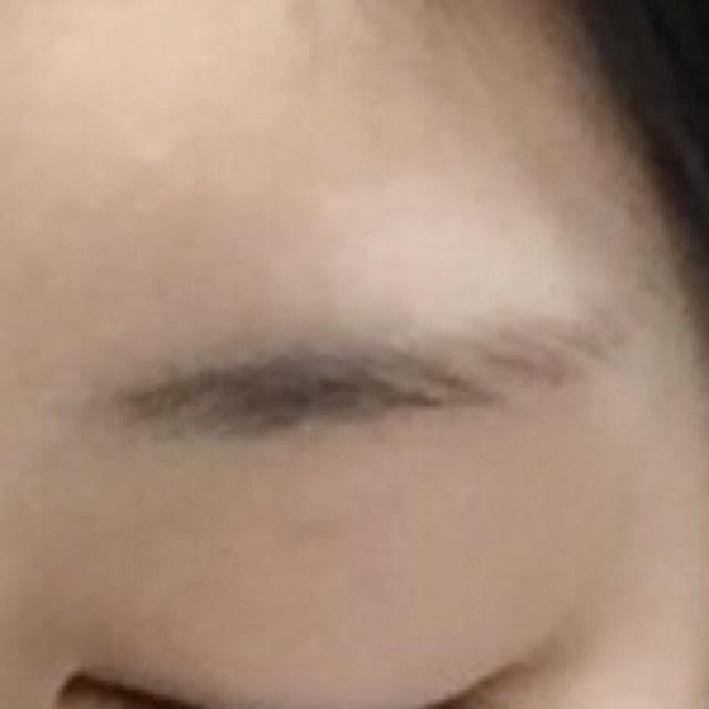 逃げ恥と地味スゴの主人公の眉毛の書き方のBefore画像