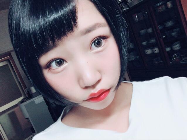 モテ甘メイク♡のBefore画像