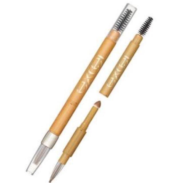 Excelパウダー&ペンシルアイブロウEXPD01 ペンシル、パウダー、ブラシが一つになっていてとても便利だし色も使いやすくて良いです