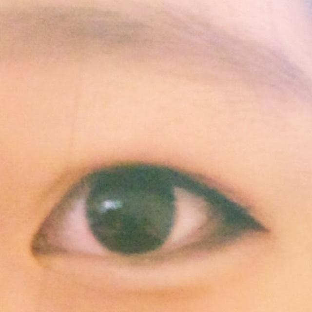裸眼オルチャンメイクのAfter画像